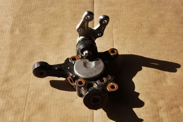 Steering Knuckle with Ball Joint